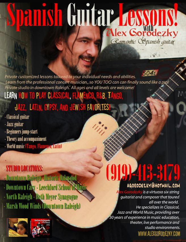 Alex-Gordez-Guitarist-Lesson-Poster